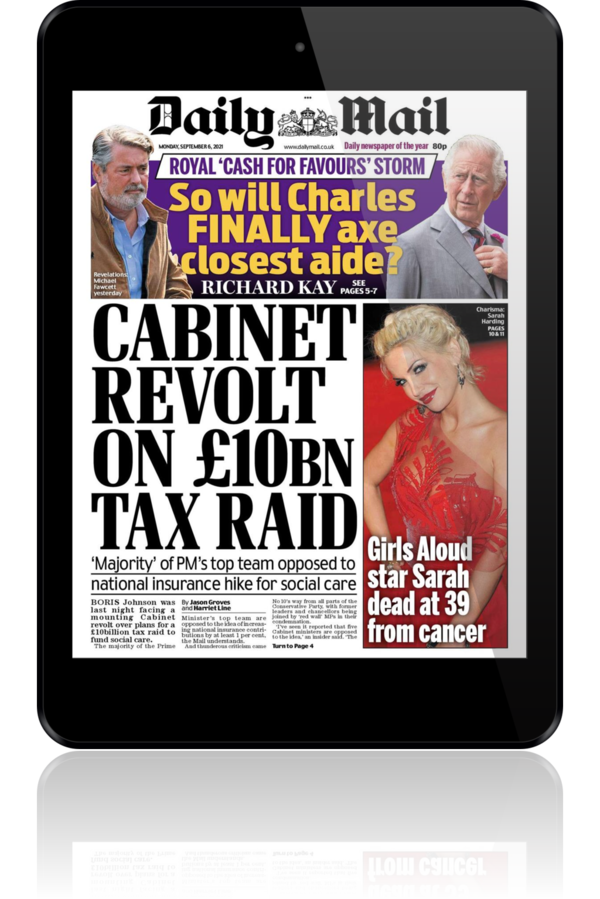 daily mail online subscription free kindle fire